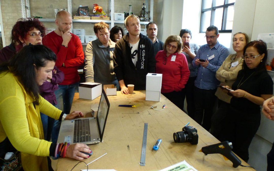 First Study visit in Vejle, Denmark