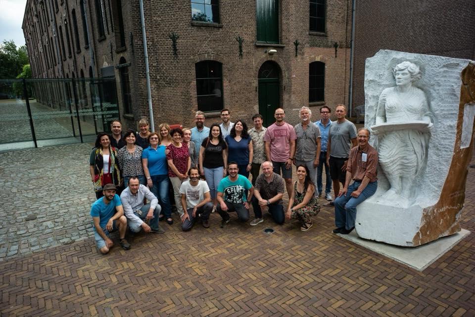 Afsluttende læreruddannelsesbegivenhed i Tilburg